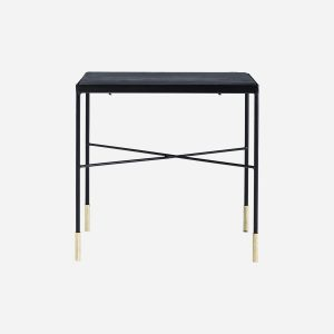 Coffee table, Ox, Black antique