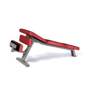 Gymleco 100-Series Decline Bench Fixed
